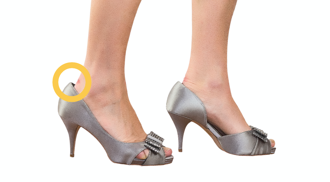 How To Stop Heel Slipping In Shoes