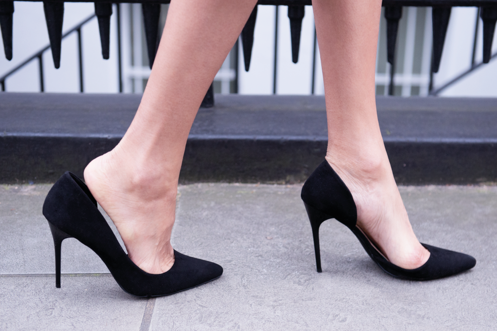 How To Stop Heels Slipping In Shoes